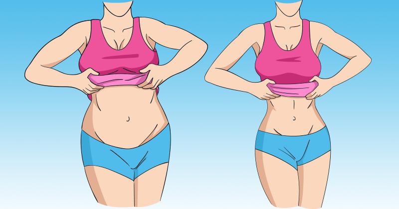 טכניקות נשימה להורדה במשקל