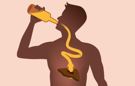 6 השפעות שליליות ארוכות טווח, שיש לאלכוהול על הגוף שלכם