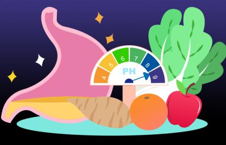 27 מזונות אלקליים הנמצאים בראש הרשימה