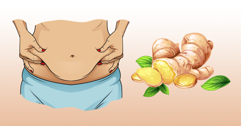 6 דרכים להיעזר בג'ינג'ר להורדה במשקל