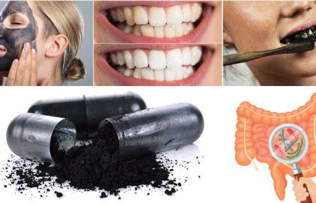 פחם פעיל שימושים יעילים ויתרונות בריאותיים