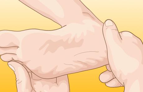 7 דברים חשובים שכפות הרגליים אומרות על בריאותכם
