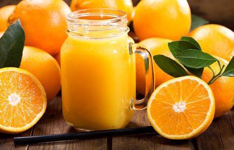 מיץ תפוזים, 7 יתרונות בריאותיים עיקריים